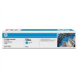"""Lézertoner """"ColorLaserJet Pro CP1025"""" nyomtatóhoz, HP """"CE311A"""" kék, 1k"""
