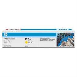 """Lézertoner """"ColorLaserJet Pro CP1025"""" nyomtatóhoz, HP """"CE312A"""" sárga, 1k"""