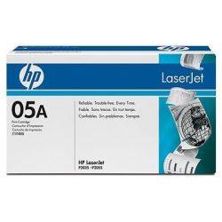 """Lézertoner """"LaserJet P2035, P2055"""" nyomtatókhoz, HP """"CE505A"""" fekete, 2,3k"""