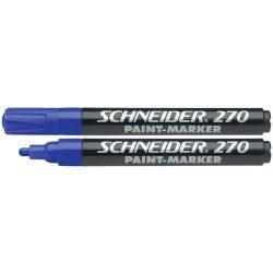 "Lakkmarker, 1-3 mm, SCHNEIDER ""Maxx 270"", kék"