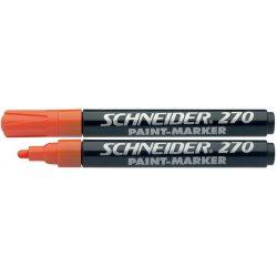 "Lakkmarker, 1-3 mm, SCHNEIDER ""Maxx 270"", narancssárga"