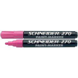 """Lakkmarker, 1-3 mm, SCHNEIDER """"Maxx 270"""", rózsaszín"""