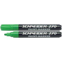 "Lakkmarker, 1-3 mm, SCHNEIDER ""Maxx 270"", zöld"