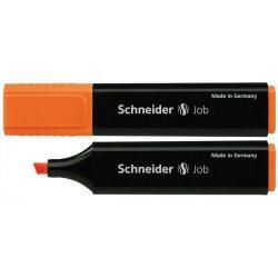 """Szövegkiemelő, 1-5 mm, SCHNEIDER """"Job 150"""", narancssárga"""