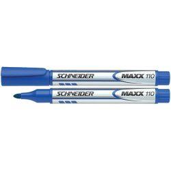 """Tábla- és flipchart marker, 1-3 mm, kúpos, utántölthető, SCHNEIDER """"Maxx Eco"""", kék"""