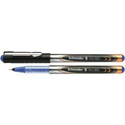 "Rollertoll, 0,5 mm, tűhegyű, SCHNEIDER ""XTRA 805"", kék"