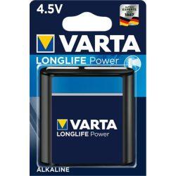 """Elem, 3LR12 lapos elem, 4,5 V, 1 db, VARTA """"High Energy"""""""